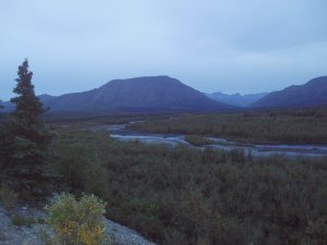 Savage River, Denali National Park and Preserve