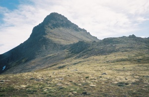 Ptarmigan Peak by Szalay 2004