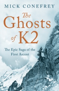 Ghosts of K2 Cover